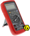 Ecom - Fluke 28 II EX Intrinsically Safe Multimeter