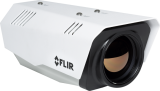 Flir ITS-Series Rail Intelligent Thermal Camera for Public Transportation Safety