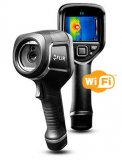 Flir E6 Compact Thermal Imaging Camera with 160 x 120 IR Resolution and MSX with WiFi
