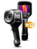 Flir E8 Compact Thermal Imaging Camera with 320 x 240 IR Resolution, MSX with WiFi