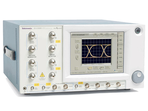 Tektronix BitAlyzer Bit Error Rate Tester BA