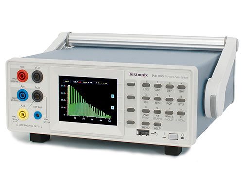 Tektronix PA1000 Single-Phase Power Analyzer